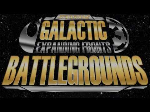 Star Wars Galactic Battlegrounds: Expanding Fronts 2016 Trailer