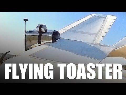 Flite Test - RC Flying Toaster