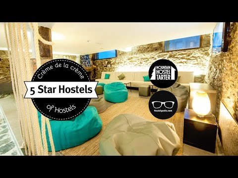 Andorra's new 5 Star Hostel: Mountain Hostel Tarter