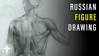 Live Premiere/Q&A: Russian Drawing Course 4: The Human Figure with Iliya Mirochnik thumbnail