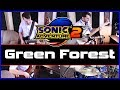 Sonic Adventure 2: Green Forest (Won't Stop, Just Go!) - [METAL GUITAR COVER]