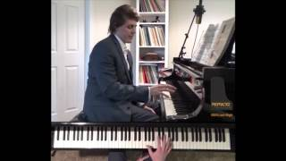 "Chopin  ""Revolutionary"" Etude in C minor, Op.10 No.12 Tutorial - ProPractice by Josh Wright"