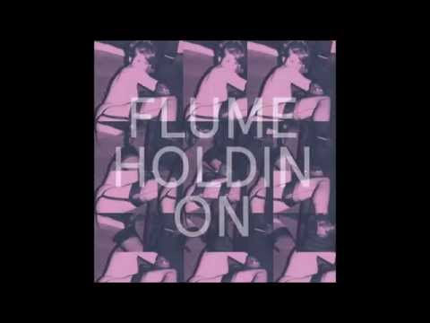 Flume Holdin' On Artwork