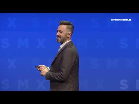 SMX Munich 2019 Opening Keynote: Rand Fishkin
