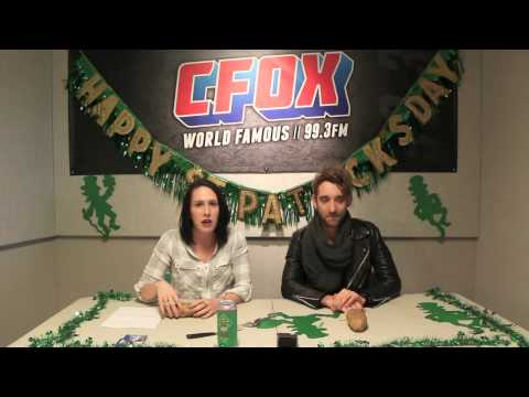 CFOX Craft Corner - Vol 3: St. Patrick's Day with BANNERS