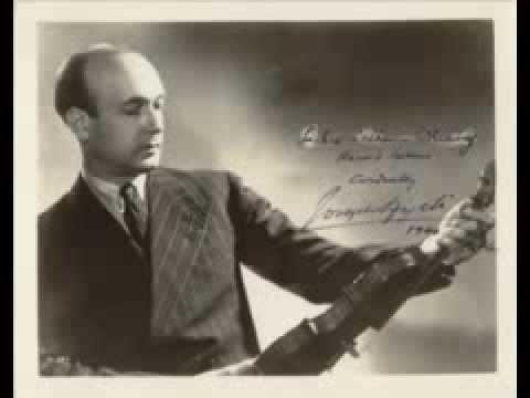 Brahms Violin Concerto  Joseph Szigeti  Dimitri Mitropoulos 1948