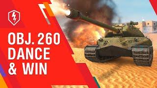 wot-blitz-objekt-260-party-tank-ktery-bude-ovladat-nahodne-bitvy