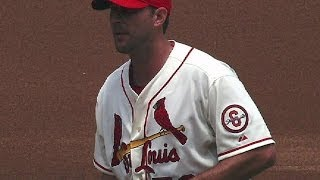 COL@STL: Wainwright throws a two-hit gem vs. Rockies