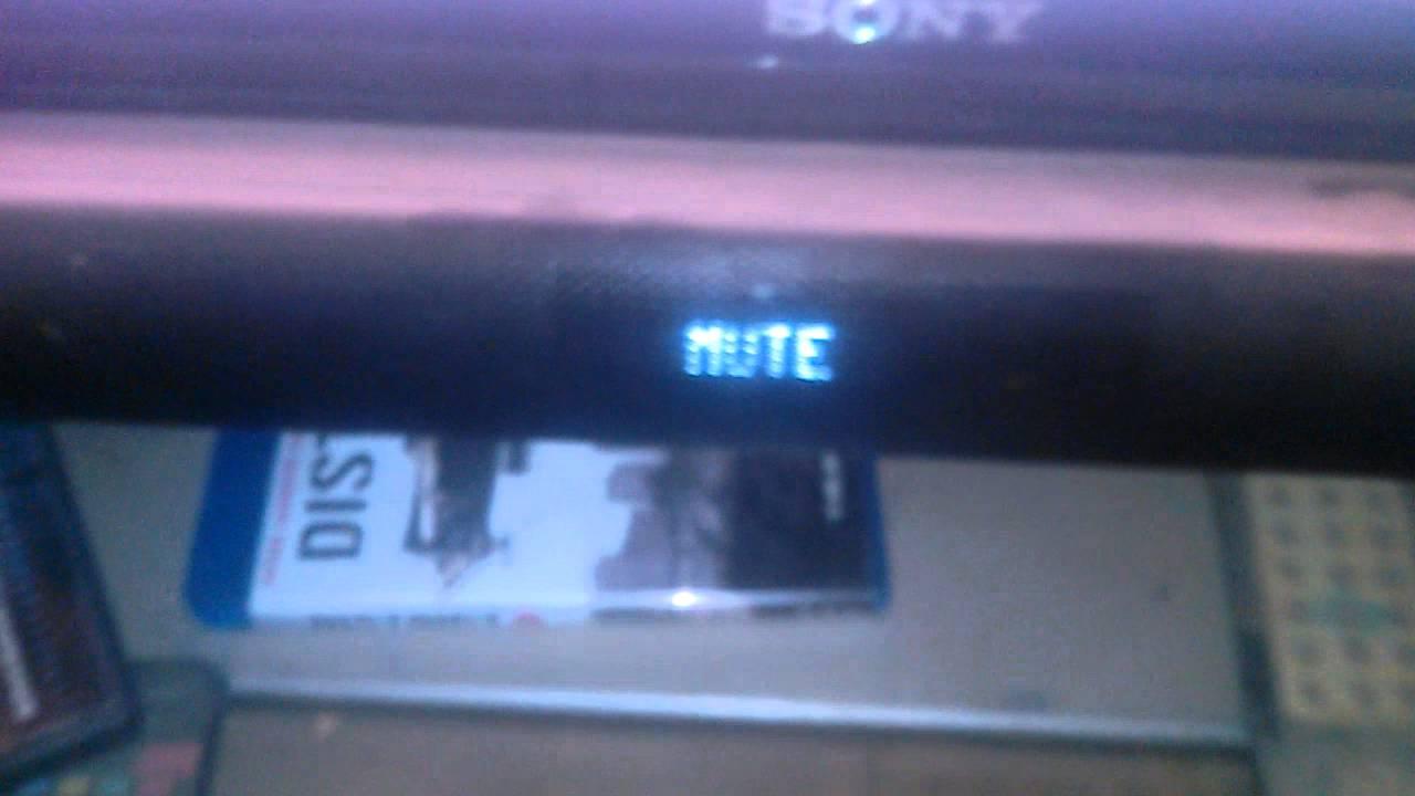 LG Sound Bar responding to Direct TV Remote