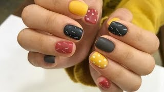 How to Do Simple Nail Art Designs?: Beginners Step by Step Tutorial #3