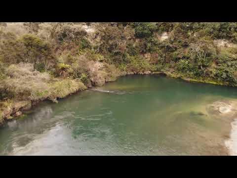 Fishing On The Tauranga Taupo
