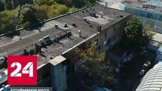 Погибшие в московской типографии работницы отравились дымом(, 2016-08-27T12:50:34.000Z)
