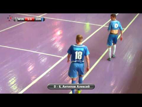 Обзор матча Win-Interactive - 20minut United #itliga