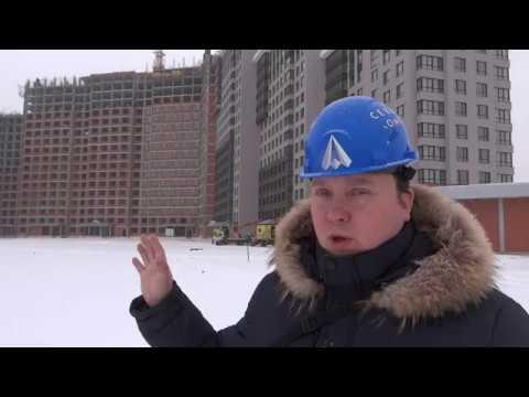 ЖК Метропарк Рязань Северная компания обзор 2020 год Телков Сергей Валериевич