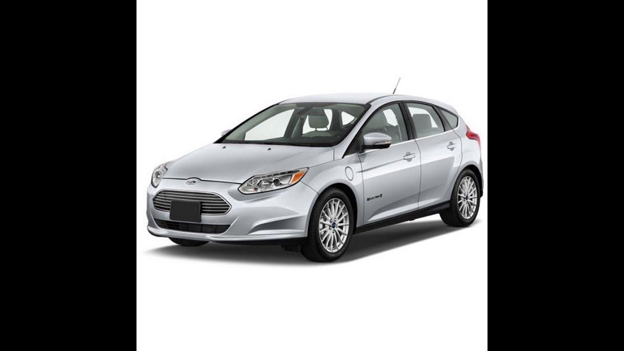 Ford Focus Electric Service Manual Repair Manual Wiring Diagrams Youtube