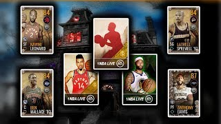 Halloween Promo Preview - Scary Monsters - Nba Live Mobile 19