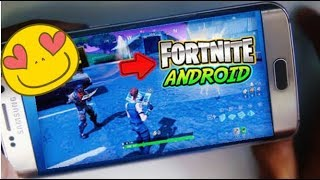 FORTNITE ANDROID DOWNLOAD | How to Download Fortnite for android apk