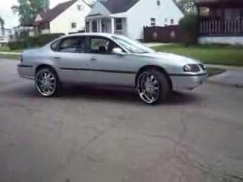 impala on 24s B.D.C go hard - YouTube