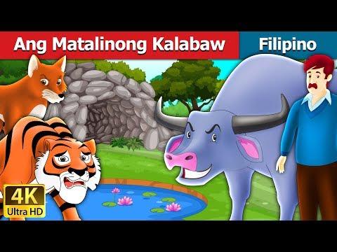 Ang Matalinong Kalabaw   Kwentong Pambata   Filipino Fairy Tales