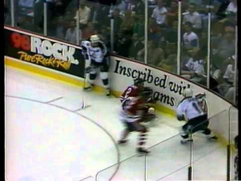 Tampa Bay Lightning inagural game highlights (October 7, 1992)