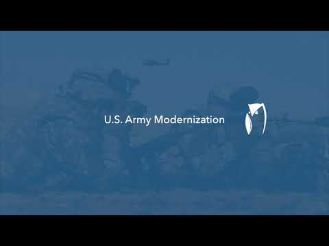 LTG Charlie Flynn Discussed Army Modernization with the Pallas Foundation