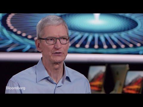 Cook Says Apple Is Focusing on Autonomous Car Systems