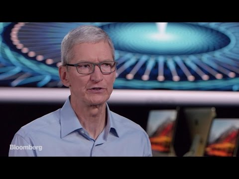 Cook Says Apple Is Focusing on Autonomous Car Systems