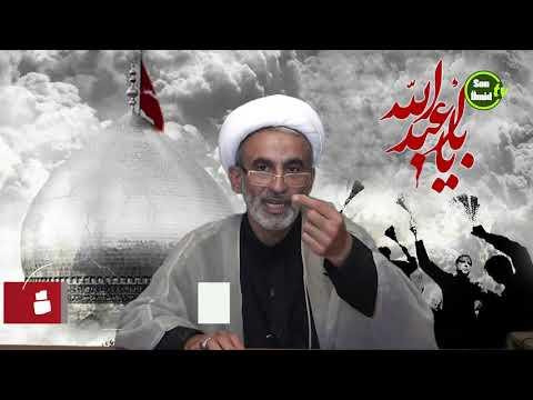 Hacı Əhliman Məhərrəm moizəsi (Hacı Cavad Məscidi ) 27.08.2020