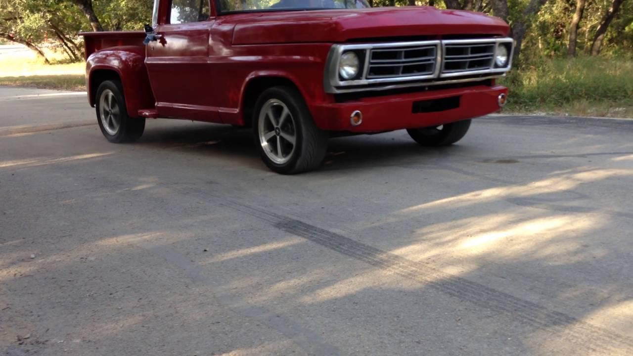 medium resolution of 1972 ford f100 bumpside stepside 390fe custom classic