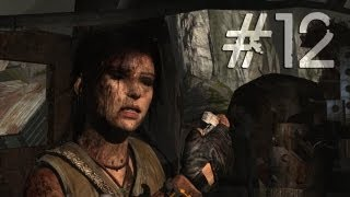 Tomb Raider 2013 Gameplay Walkthrough Part 12 - Open Wounds (PC)