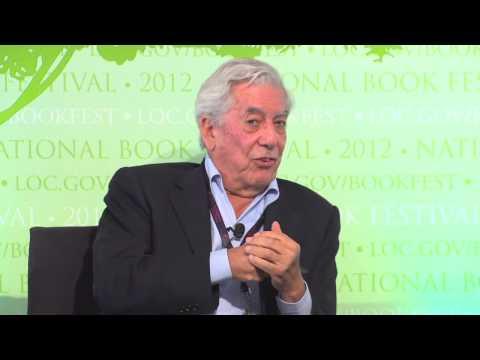 Mario Vargas Llosa: 2012 National Book Festival