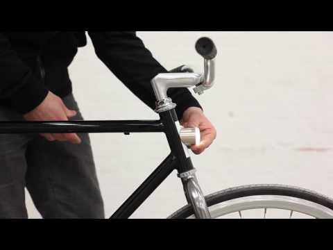 Copenhagen parts, le phare pour vélo design