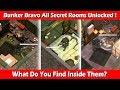 Bunker Bravo All Secret Rooms Unlocked ! Last Day On Earth Survival
