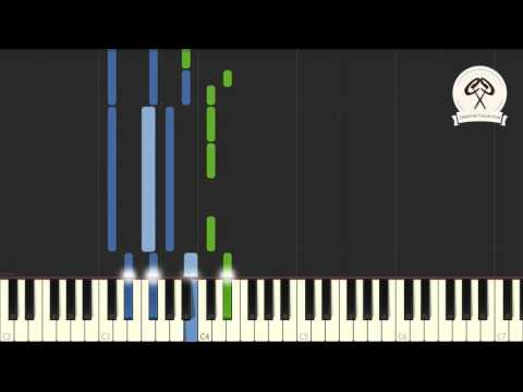 Tame Impala Let It Happen Piano Tutorial Midi Download Youtube
