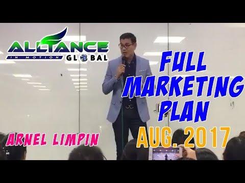 FULL Marketing Plan Presentation 2017 (Arnel Limpin)