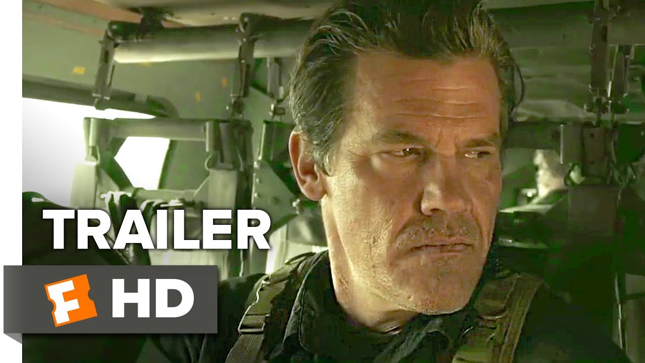 Sicario 2: Day of the Soldado Online Movie Trailer