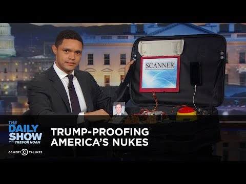 Thumbnail: Trump-Proofing America's Nukes: The Daily Show