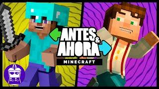 Antes y Ahora: Minecraft   AtomiK.O. #111