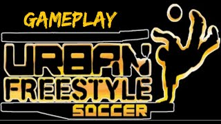 Urban Freestyle Soccer Gameplay