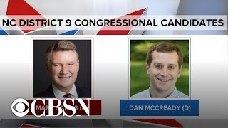 Judge refuses to confirm winner in North Carolina congressional race