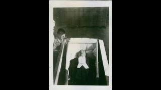 The very strange entombment of Enrico Caruso with a photo taken in the mid 1920's or so Part 2