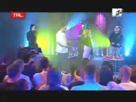 Sido NEIN Feat Doreen Live TRL [+LYRICS]