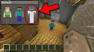 TROLLING AS GRANNY HORROR in MINECRAFT!
