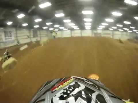 Cedar Lake Speedway Arena MX, Nov. 22, 2014