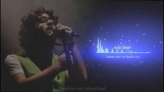 || Tadpati hain teri baatein || Arijit Singh || Full Song || Lyrics ||.mp3