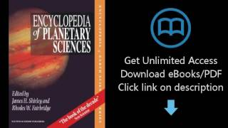 Download Encyclopedia of Planetary Sciences (Earth Science Series) [P.D.F]