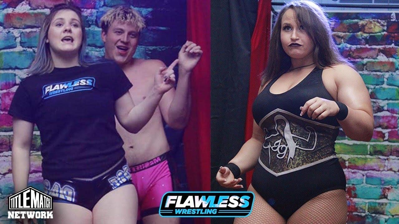 Jordynne Grace vs Kenzie Paige Henry - Flawless Women's Wrestling (Title Match Network)