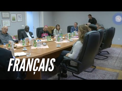 Maranatha Bosnia and Herzegovina oct 2016 - Interreligious Council of Bosnia-Herzegovina (MRV)