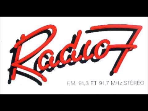 Dernières heures de Radio 7 à Paris le 20 février 1987