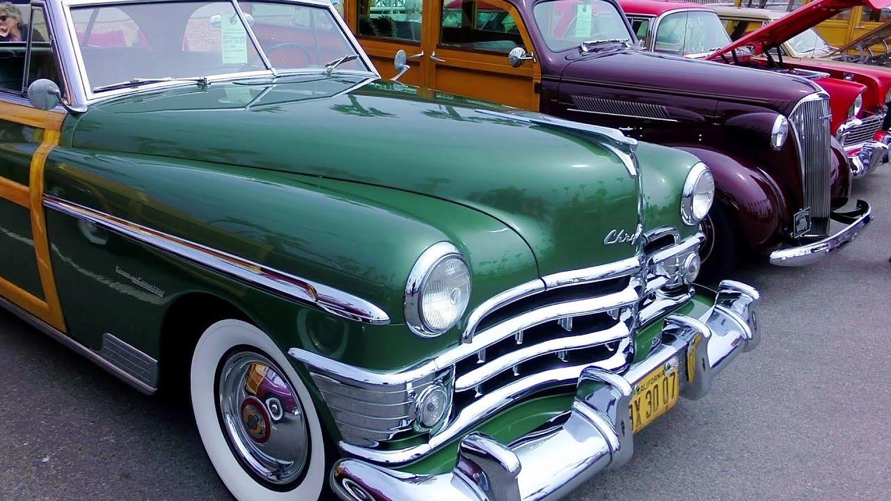 Huntington Beach Woody Car Show In D K YTD YouTube - Car show huntington beach